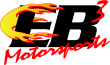 EB3 logo with flames